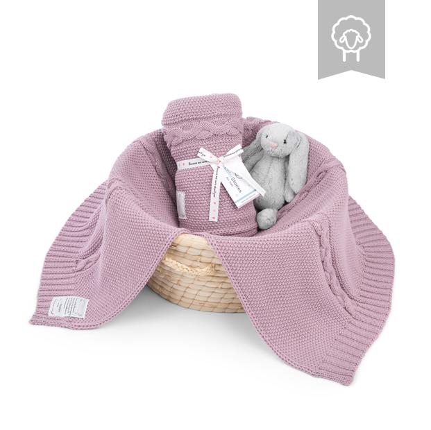 kocyk wełniany dla niemowlaka